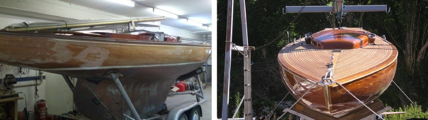 Häufig Bootswerkstatt & Restaurierung bei Pro-Boot am Attersee VQ25